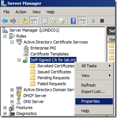 Vsphere 5 certificates 2 distributing the root ca certificate to right click and select properties and then click on view certificate which will show you the certificate detailsick the details tab and click copy to yadclub Image collections