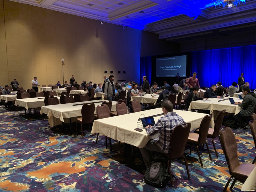 AWS re:Invent 2018: Serverless Retail Technologies at Scale Workshop